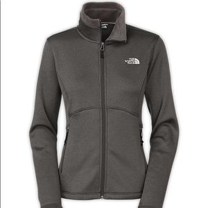 Women's The North Face Agave Jacket Dark Grey Sm.